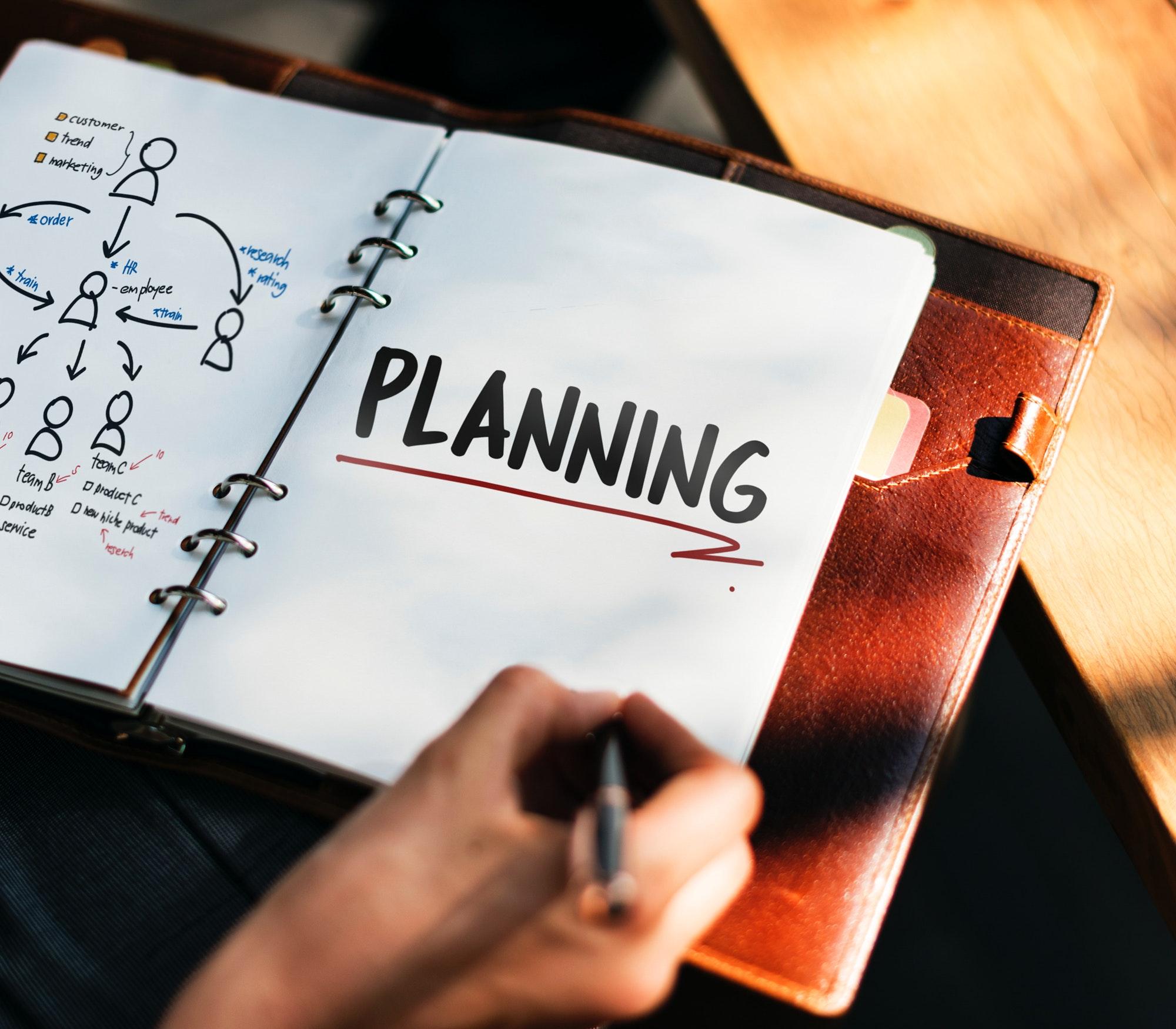 Project plan excel gantt